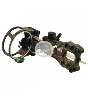 Viseur Chasse MAXIMAL 5 PIN LED DAWN TOOLLESS CAMO