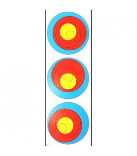 Trispot 40 cm Décentré
