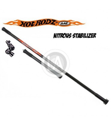 Ensemble AAE Hot Rodz Nitrous