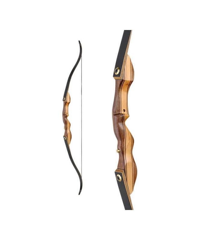arc d montable recurve ragim impala boutik lyon archerie. Black Bedroom Furniture Sets. Home Design Ideas