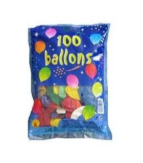 Sac de 100 Ballons ES