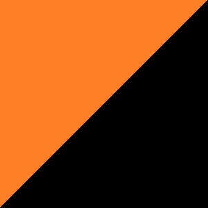 ORANGE/BLACK OUT