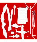Le kit arc classique de compétition, un matériel complet et efficace